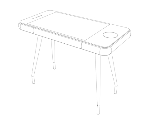 PHONE TABLES